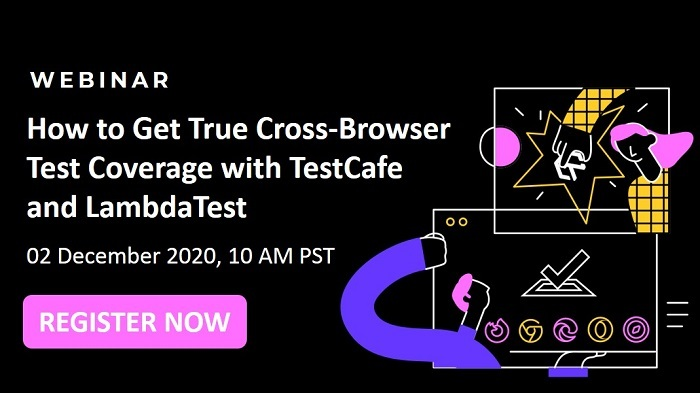 Cross Browser Test Coverage with TestCafe