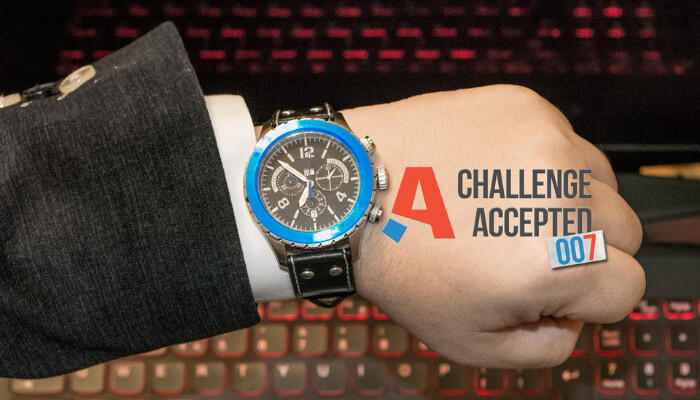 QA Challenge Accepted Conference